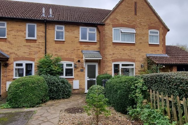 2 bed terraced house to rent in Jeanneau Close, Shaftesbury SP7
