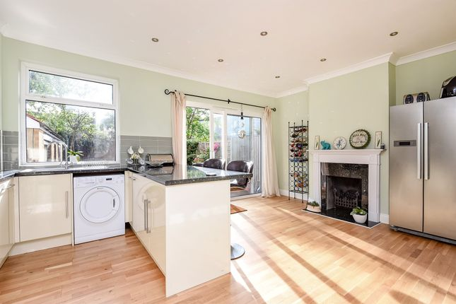 4 bed terraced house for sale in Tramway Path, Mitcham