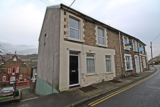 Thumbnail Flat to rent in Wood Road, Treforest