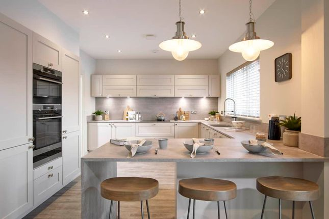 "Thumbnail Detached house for sale in ""Lawrie"" at Beech Path, East Calder, Livingston"