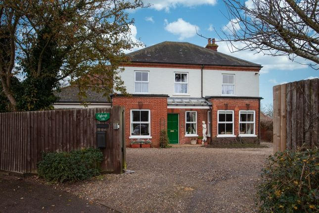 Thumbnail Detached house for sale in White Horse Gardens, Happisburgh Road, North Walsham