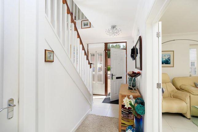 Hallway of Henbury Manor, Henbury Lane, Elham, Nr Canterbury CT4