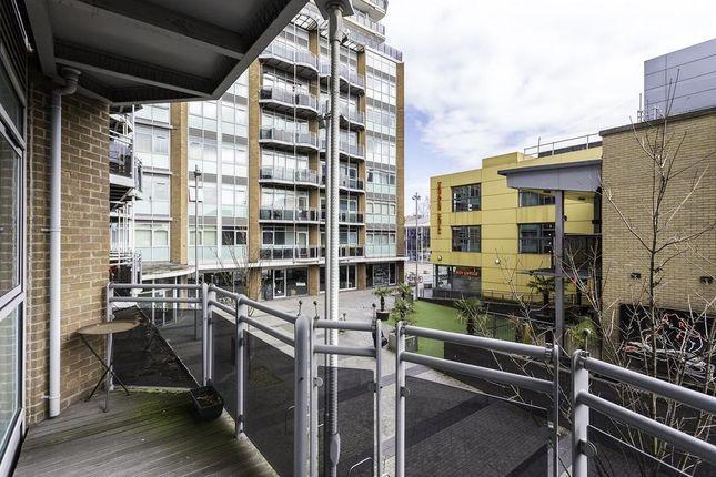 Balcony of Gerry Ruffles Square, Stafford, London, London E15