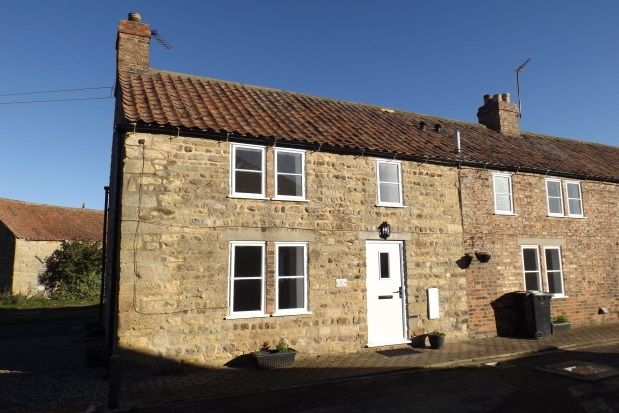 Thumbnail Cottage to rent in Dishforth, Thirsk