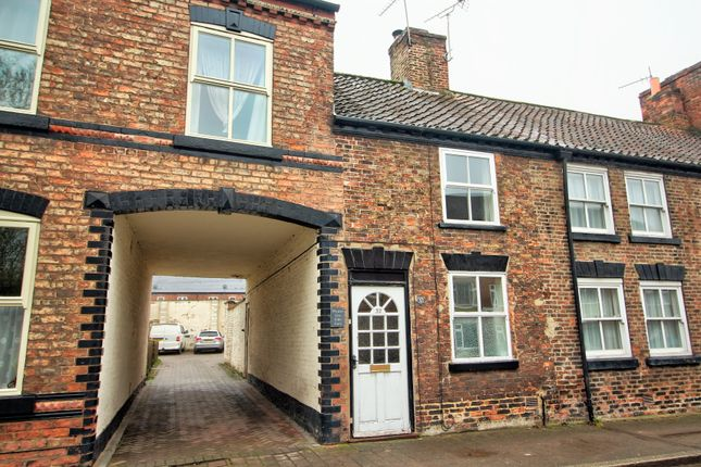 Thumbnail Terraced house for sale in St. Marygate, Ripon