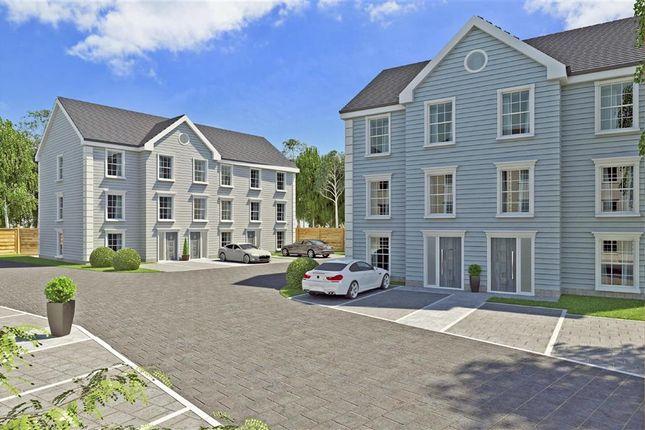Thumbnail End terrace house for sale in Radnor Park Avenue, Folkestone, Kent