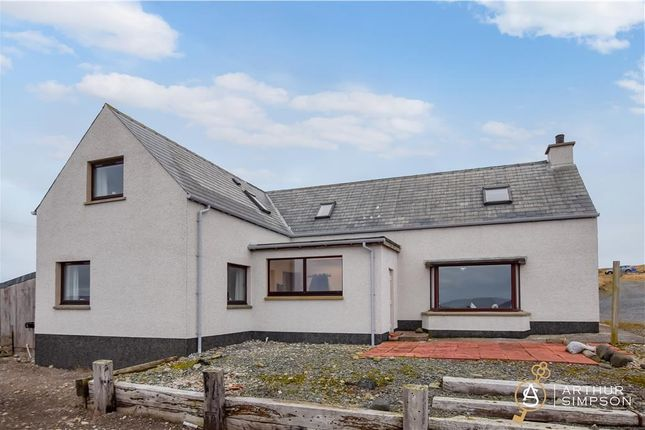 Thumbnail Country house for sale in Bressay, Shetland