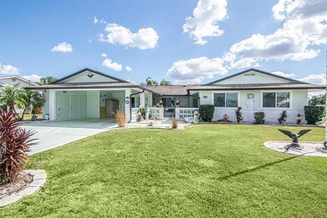 Thumbnail Property for sale in 1804 Haverford Avenue, Sun City Center, Florida, United States Of America