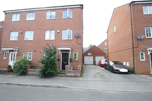 Thumbnail Semi-detached house for sale in Downing Close, Bletchley, Milton Keynes