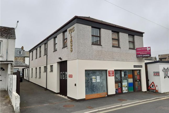 Thumbnail Retail premises to let in Glasteinan House Tabernacle Street, Truro, Cornwall