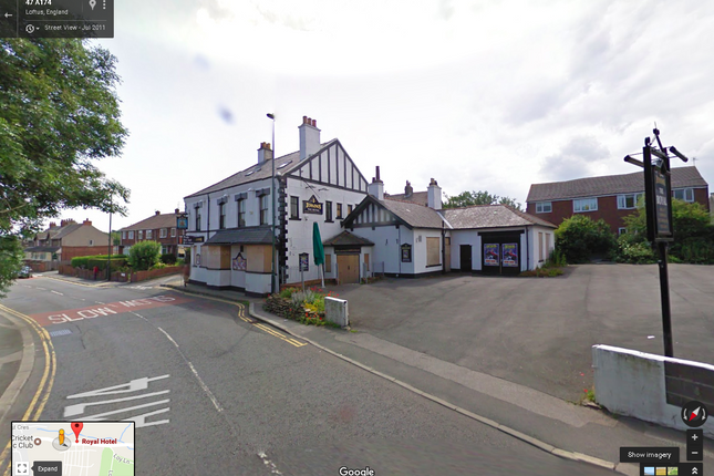 Pub/bar for sale in Whitby Road, Loftus, Saltburn-By-The-Sea