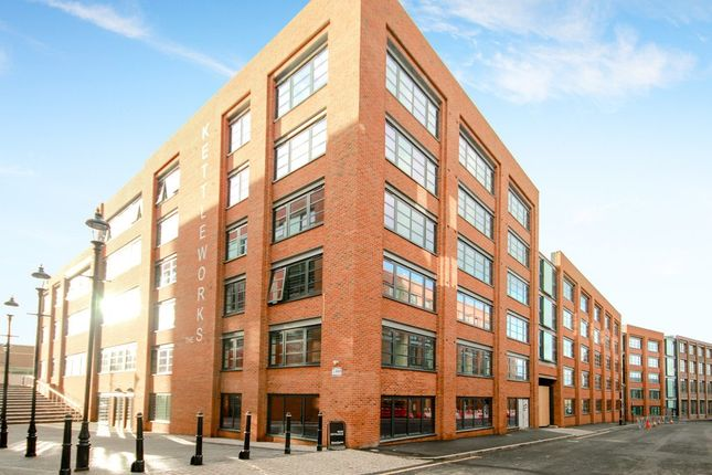 Thumbnail Flat for sale in The Kettleworks, Pope Street, Jewellery Quarter