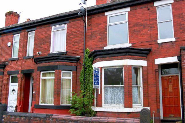 Thumbnail Terraced house to rent in Barton Road, Eccles, Manchester