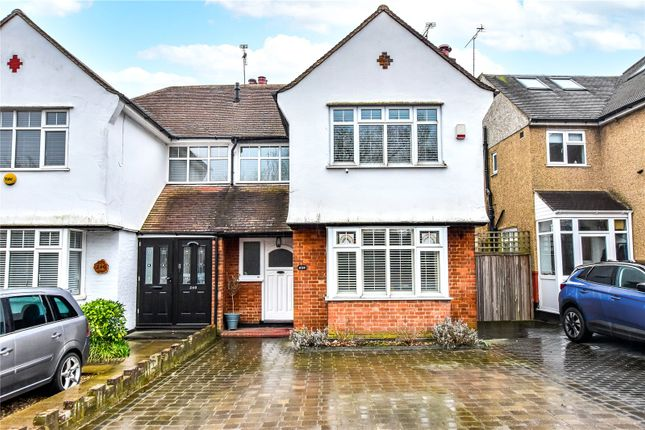 3 bed semi-detached house for sale in Watford Road, Croxley Green, Hertfordshire WD3