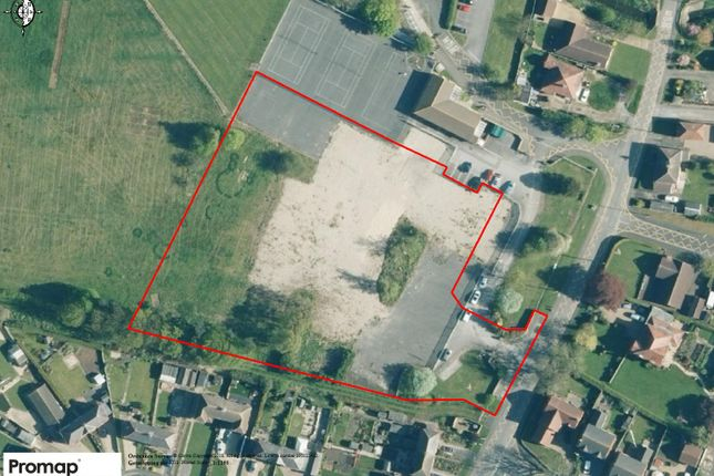 Thumbnail Land for sale in Fen Road, Billinghay