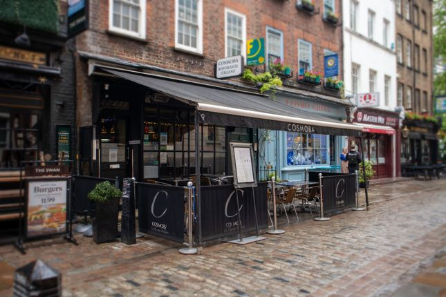 Thumbnail Restaurant/cafe for sale in Cosmo Place, London