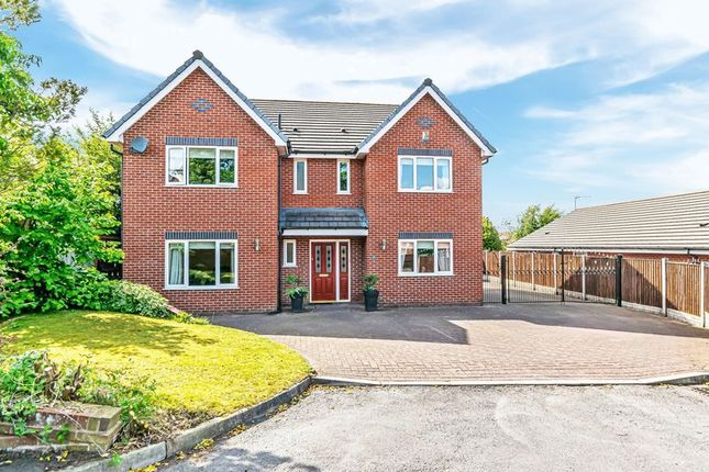 Thumbnail Detached house for sale in Marian Drive, Rainhill, Prescot