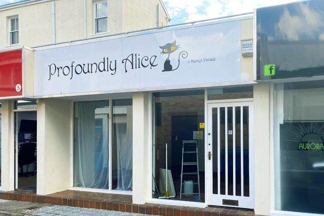 Thumbnail Retail premises to let in Market Street, Barnstaple
