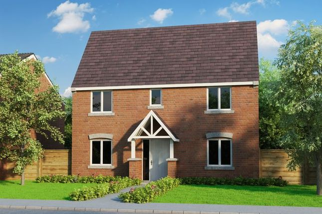 Thumbnail Terraced house for sale in Centenary Way, Copcut, Droitwich