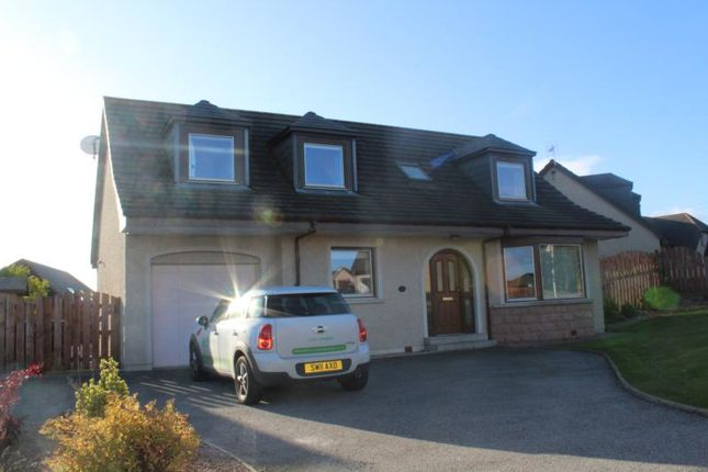 Thumbnail Detached house to rent in Braeview, Inverurie