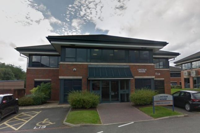 Thumbnail Office to let in Lincoln House, Ackhurst Business Park, Chorley