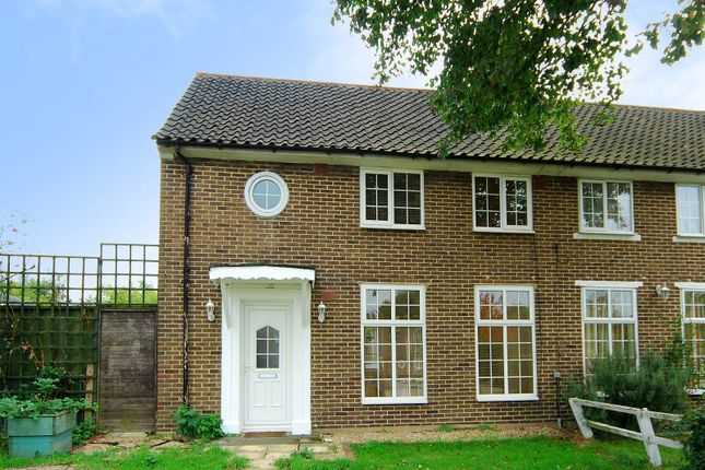 Thumbnail Semi-detached house to rent in Moyne Place, Park Royal