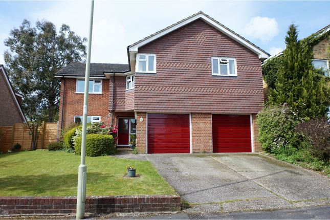 Thumbnail Detached house for sale in Buntings, Alton