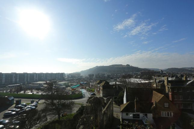 Thumbnail Flat for sale in Castle Hill Road, Dover