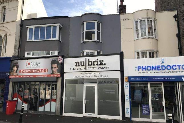 Thumbnail Retail premises to let in 3 Queens Road, Hastings