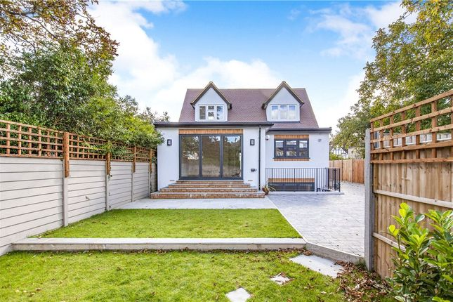 Thumbnail Detached house for sale in Squires Road, Shepperton, Middlesex