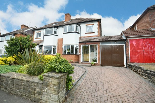 Thumbnail Semi-detached house for sale in Blythsford Road, Birmingham