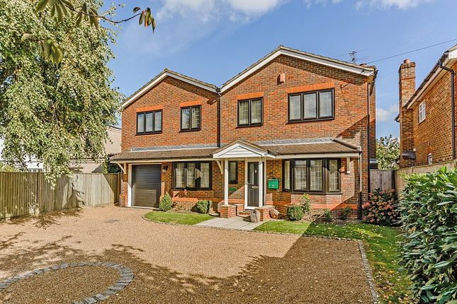 Thumbnail Detached house for sale in School Lane, Addlestone