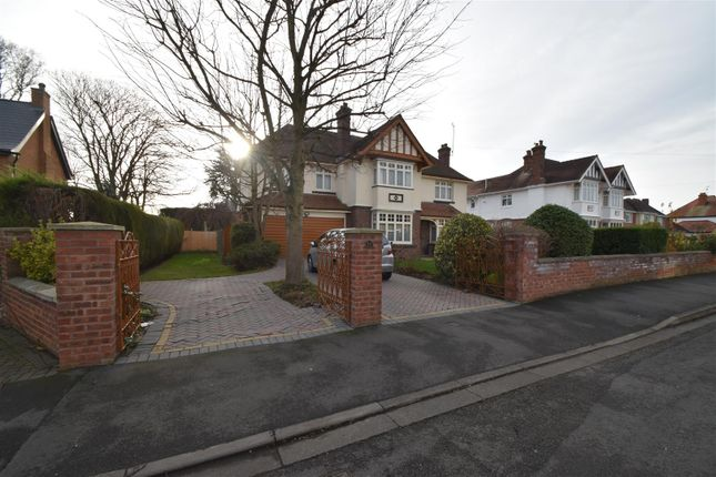 Thumbnail Detached house for sale in Beech Avenue, Worcester