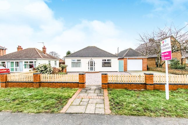 Thumbnail Detached bungalow for sale in Fen Road, Billinghay, Lincoln