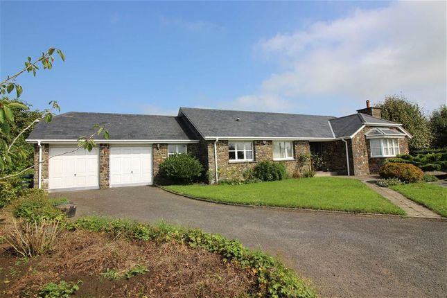 Thumbnail Detached bungalow for sale in Bishops Tawton, Barnstaple
