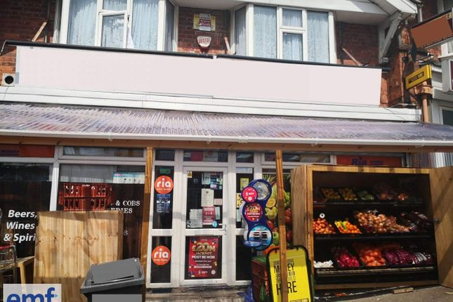 Thumbnail Retail premises for sale in Leicester, Leictershire