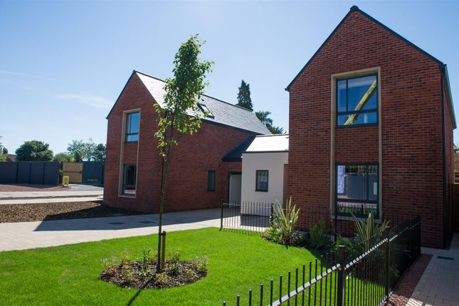 Thumbnail Mews house for sale in Plot 101, Radbrook Village, Radbrook Road, Shrewsbury