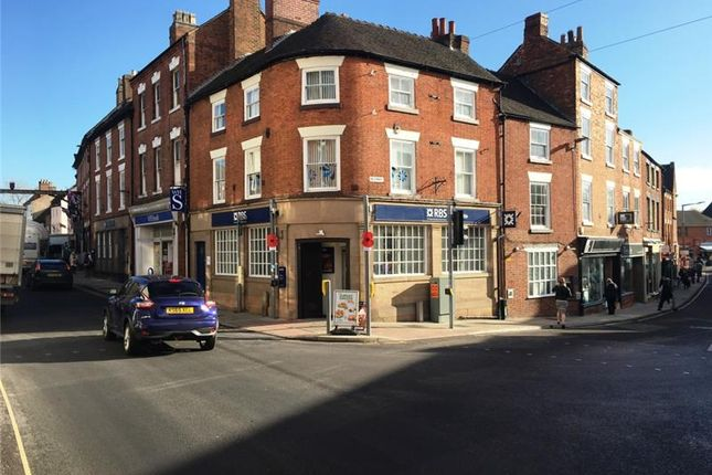 Thumbnail Retail premises to let in 2, Dig Street, Ashbourne, Derbyshire, UK