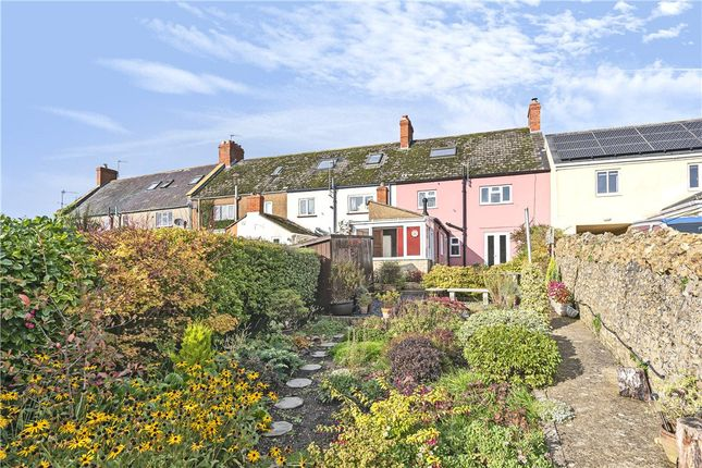 Thumbnail End terrace house for sale in Clay Lane, Beaminster, Dorset