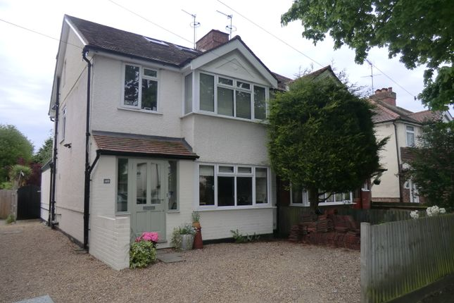 Thumbnail Semi-detached house to rent in Molesey Park Road, West Molesey