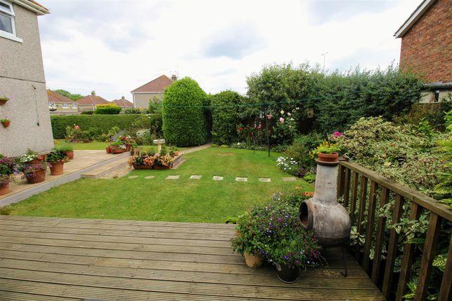Gardens of Woodside Avenue, Old Walcot, Swindon SN3