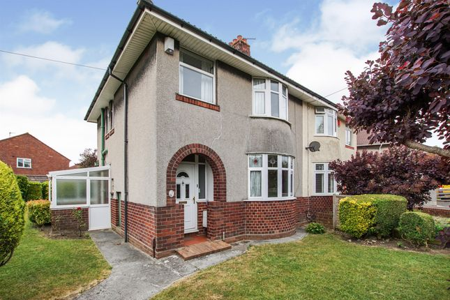 Thumbnail Semi-detached house for sale in Sherston Road, Bristol