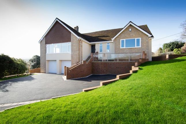 Thumbnail Detached house for sale in Lodge Drive, Long Ashton, Bristol
