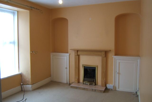 Thumbnail Terraced house to rent in Alverne Buildings, Penzance