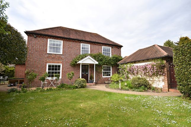 Thumbnail Detached house to rent in Nuthatch Close, Rowland's Castle