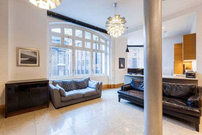 Thumbnail Flat to rent in Leman Street, Aldgate, London