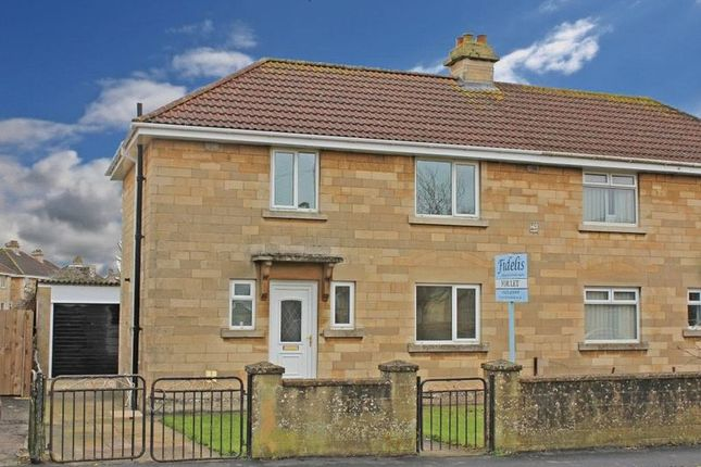 Thumbnail End terrace house to rent in Eastover Grove, Odd Down, Bath