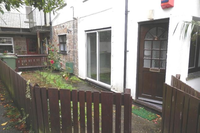 Thumbnail Flat to rent in Trewithen Road, Penzance