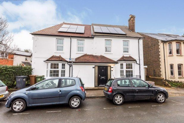 Thumbnail Detached house to rent in Victoria Road, Guildford