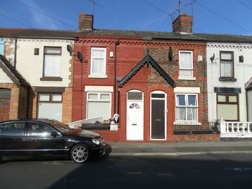 Thumbnail Terraced house to rent in Bowles Street, Bootle, Merseyside